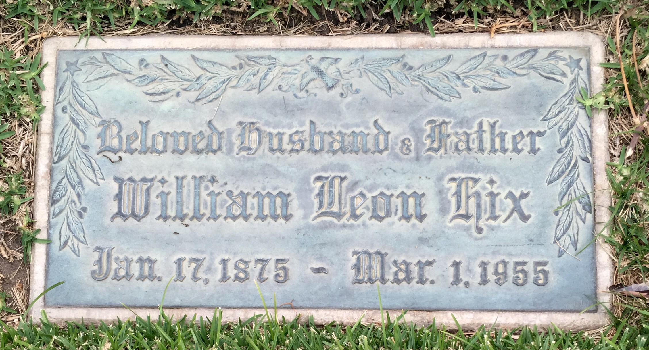 William Leon Hix