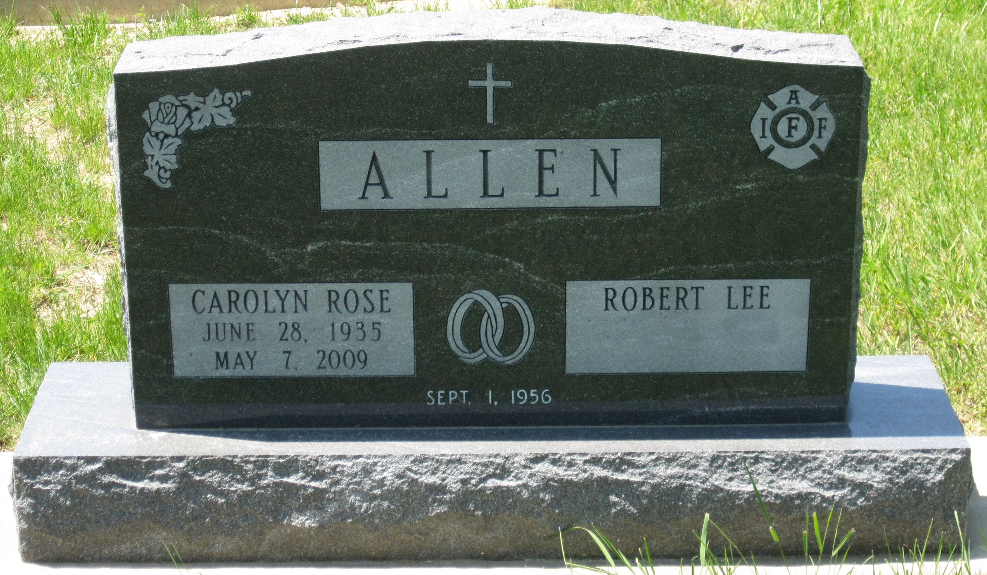 Carolyn Rose <i>Kimmel</i> Allen