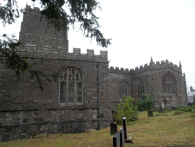 Clynnog Fawr Church Cemetery