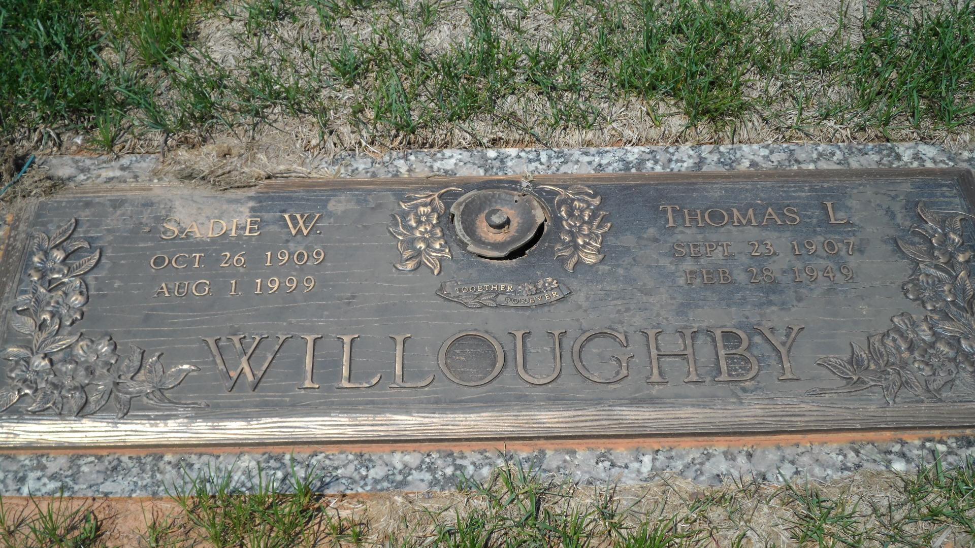 Thomas Leslie Willoughby