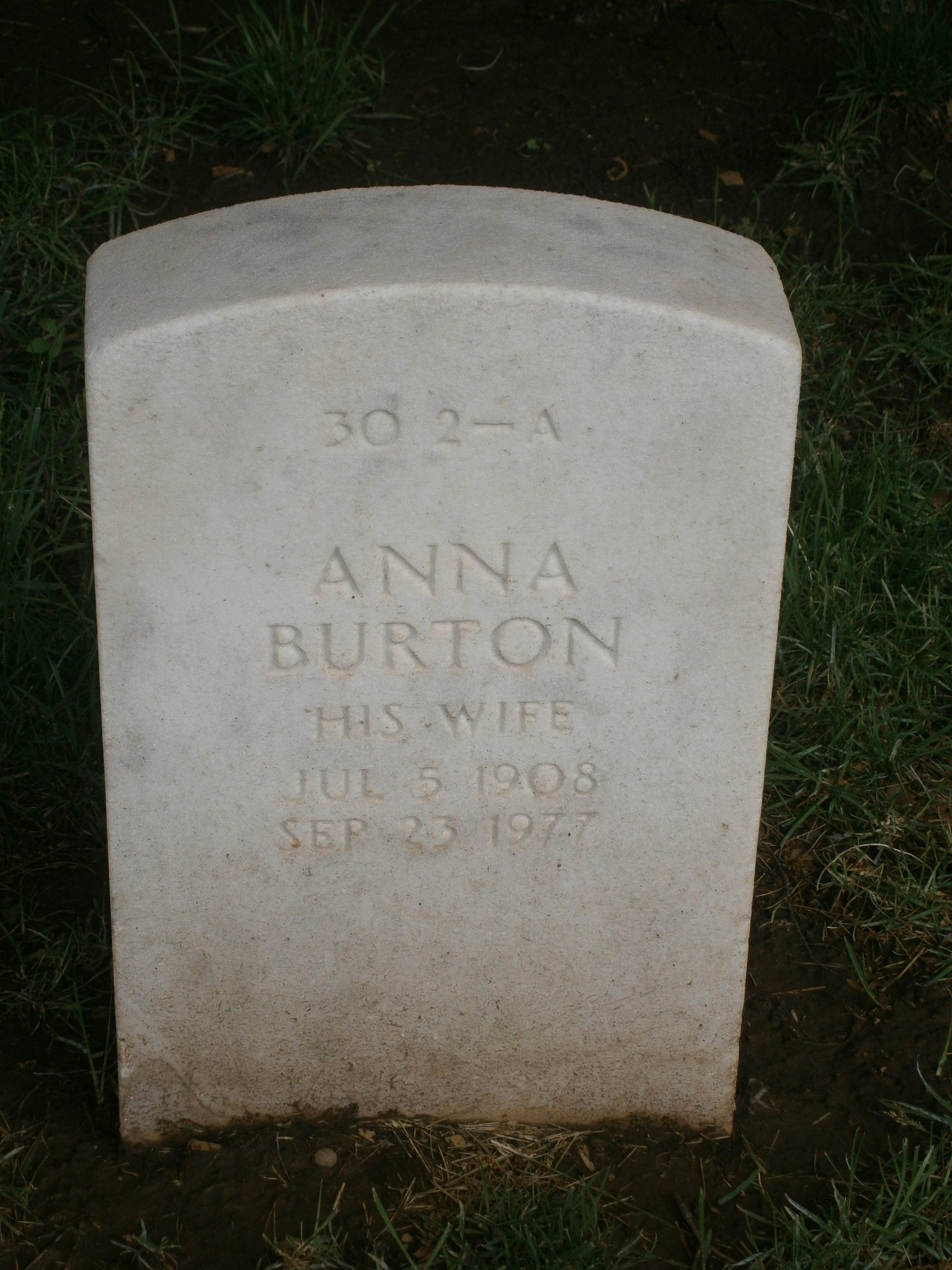 Anna Burton Wallace