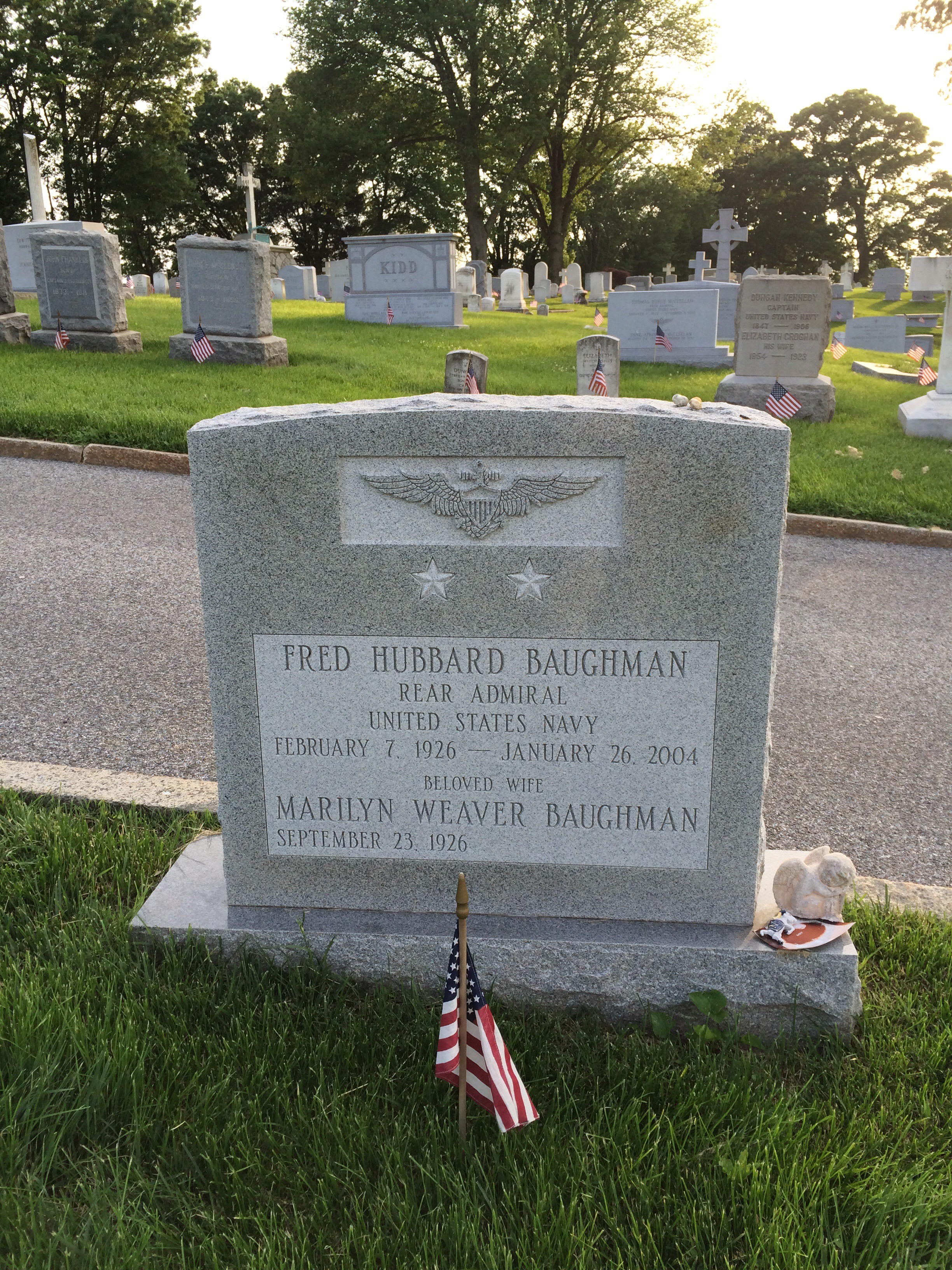 RADM Fred Hubbard Baughman