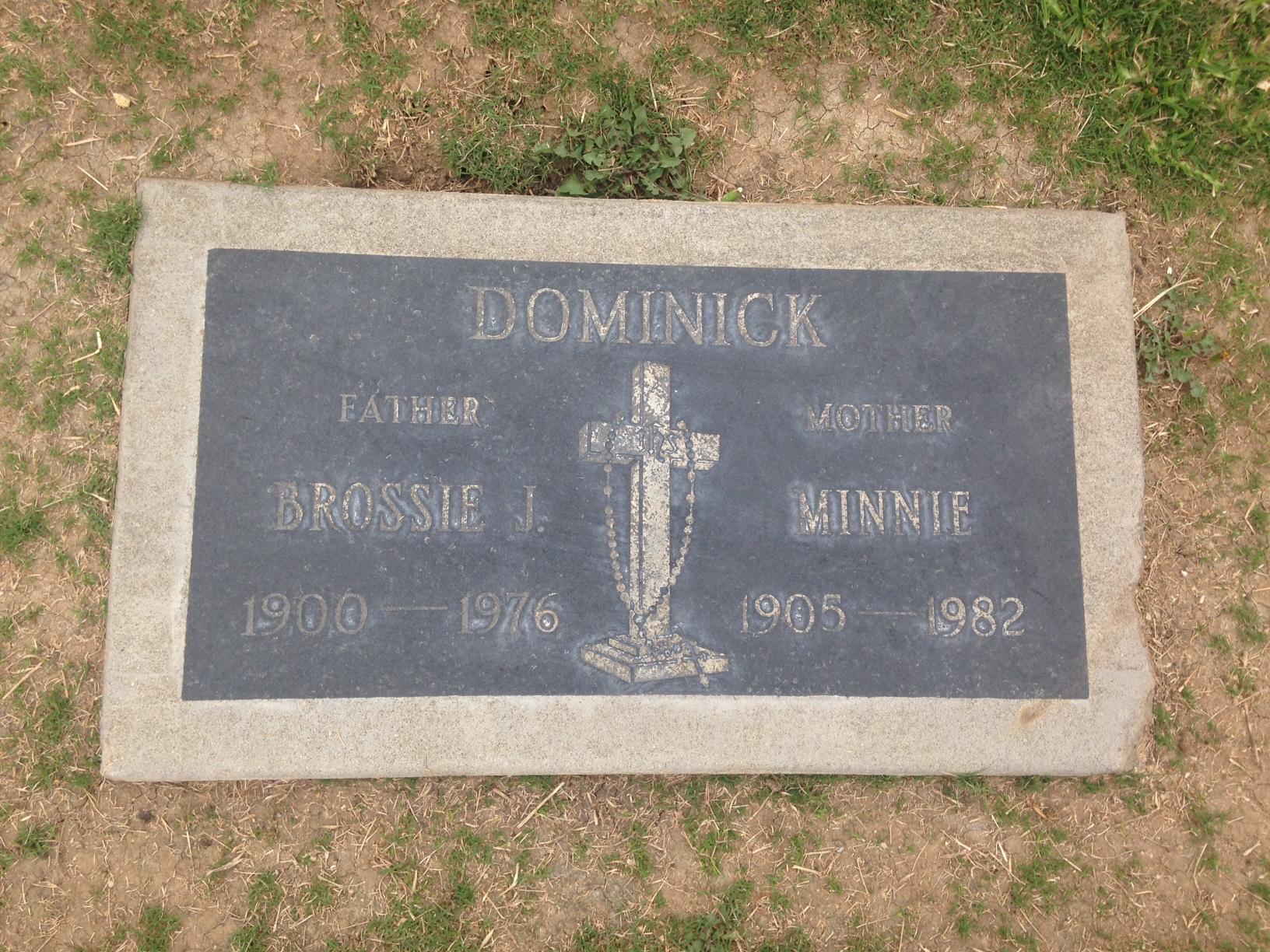 Brossie J. Dominick