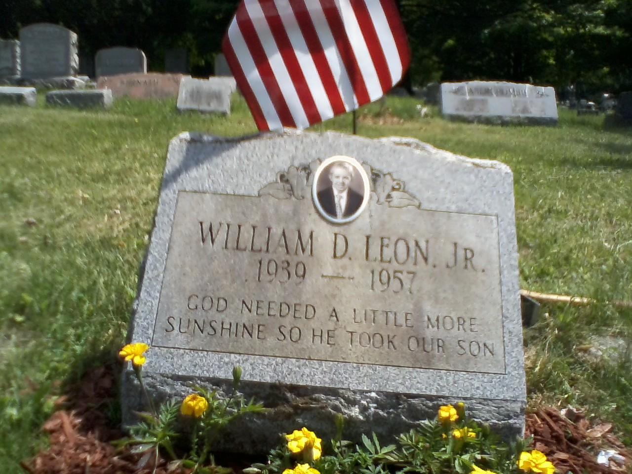 William Dennis Billy Leon, Jr