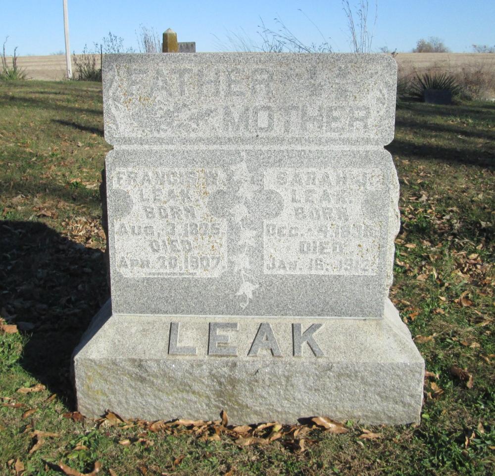 Sarah I Leak