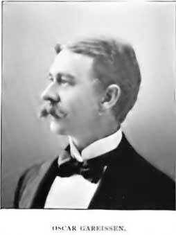 Oscar Rudolph Gareissen