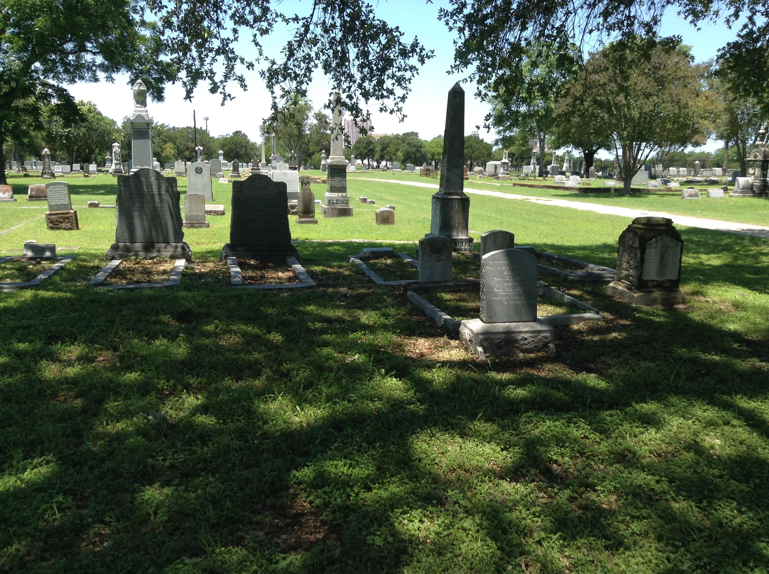 City Cemetery #1