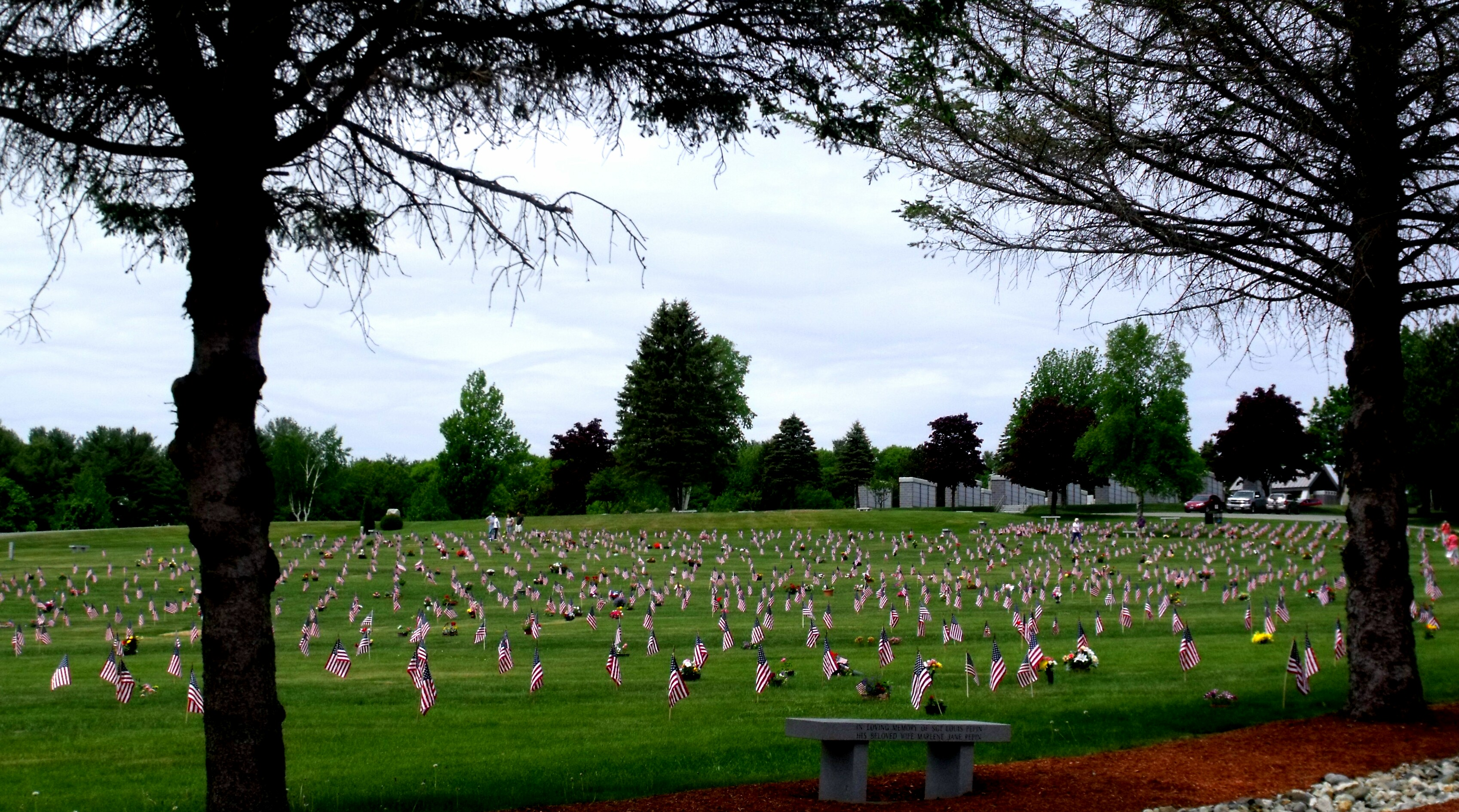 Maine Veterans Memorial Cemetery