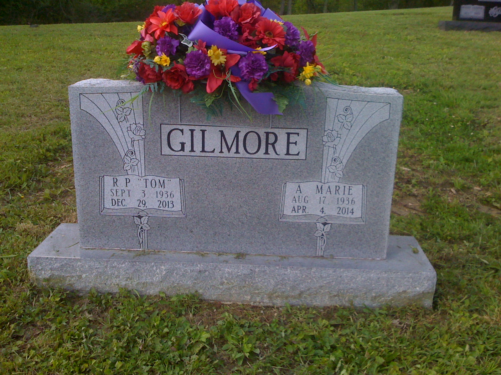 Robert Parks Tom Gilmore Find A Grave Memorial