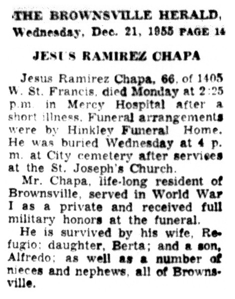 Jesus Ramirez Chapa