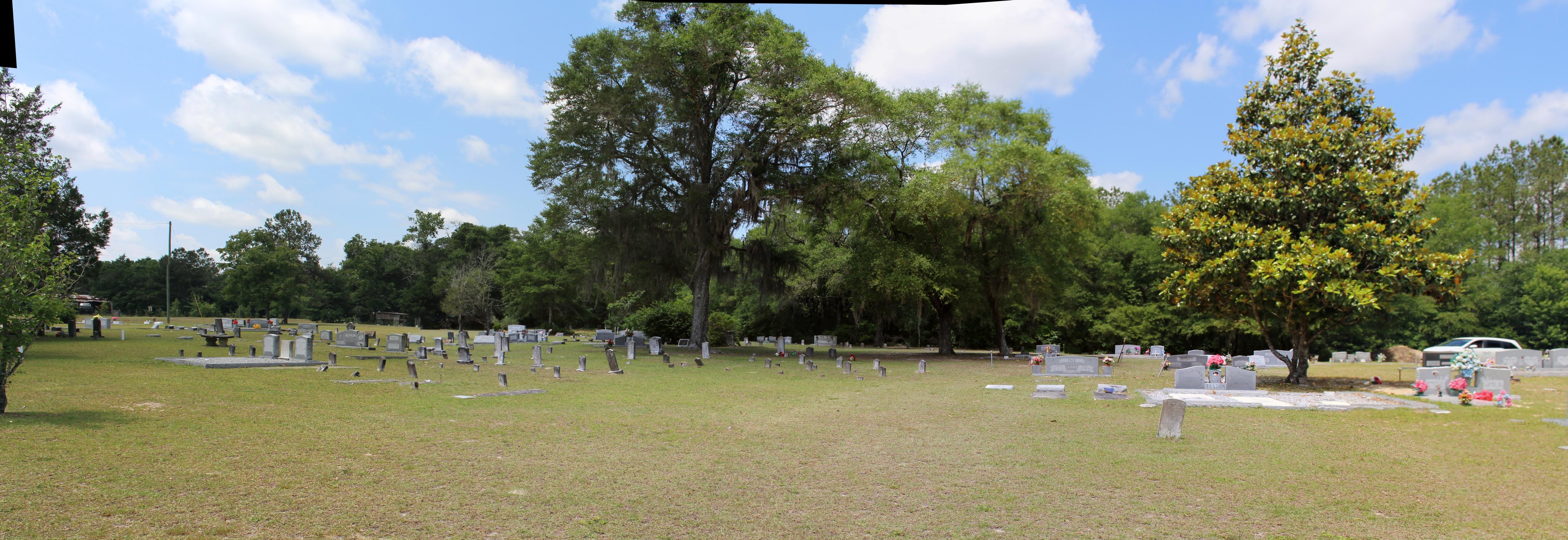 Rock Bluff Cemetery