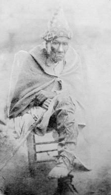 Chief Junaluska