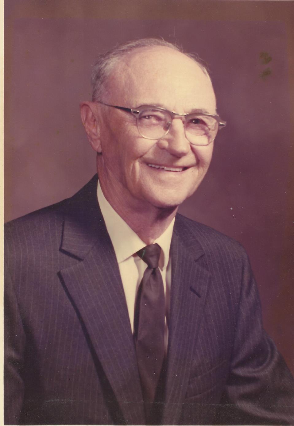 Arthur Merlin Tick Moran