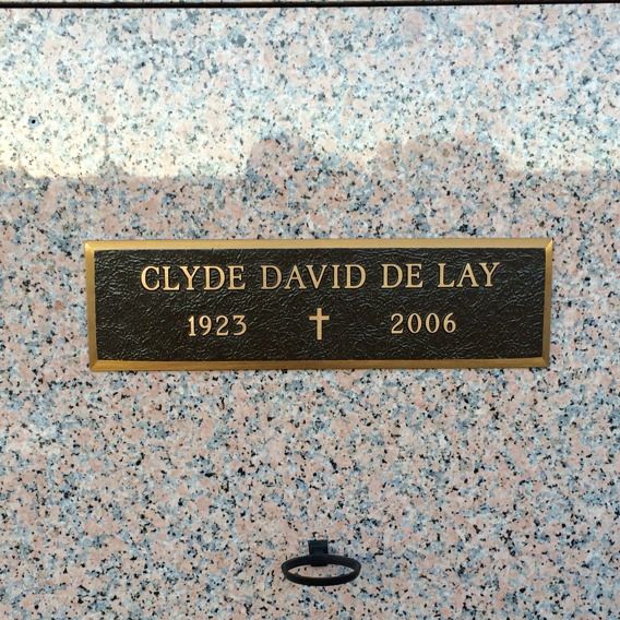Clyde David Delay