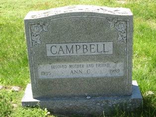 Ann C. <i>Ventresco</i> Campbell