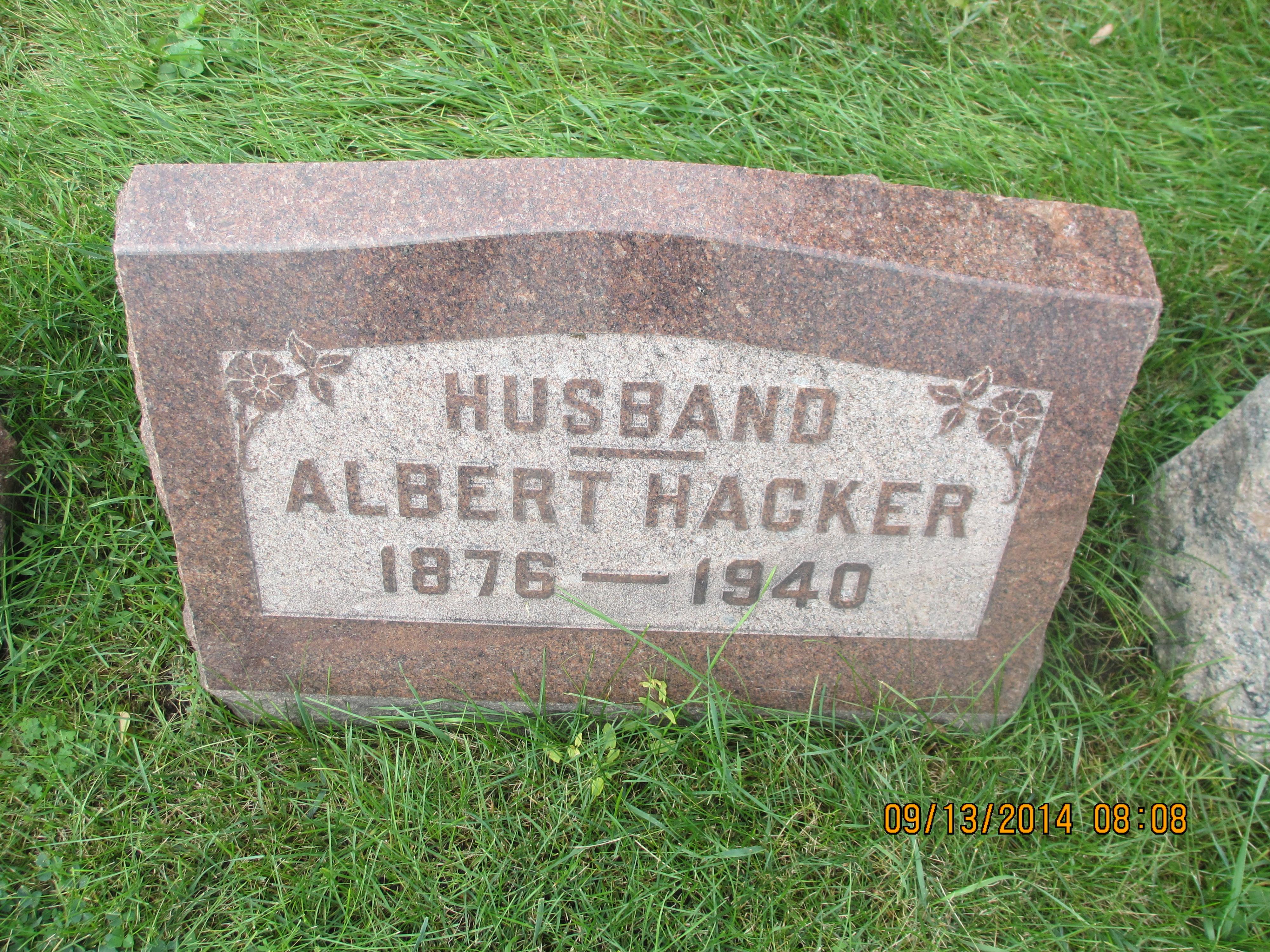 Albert Hacker