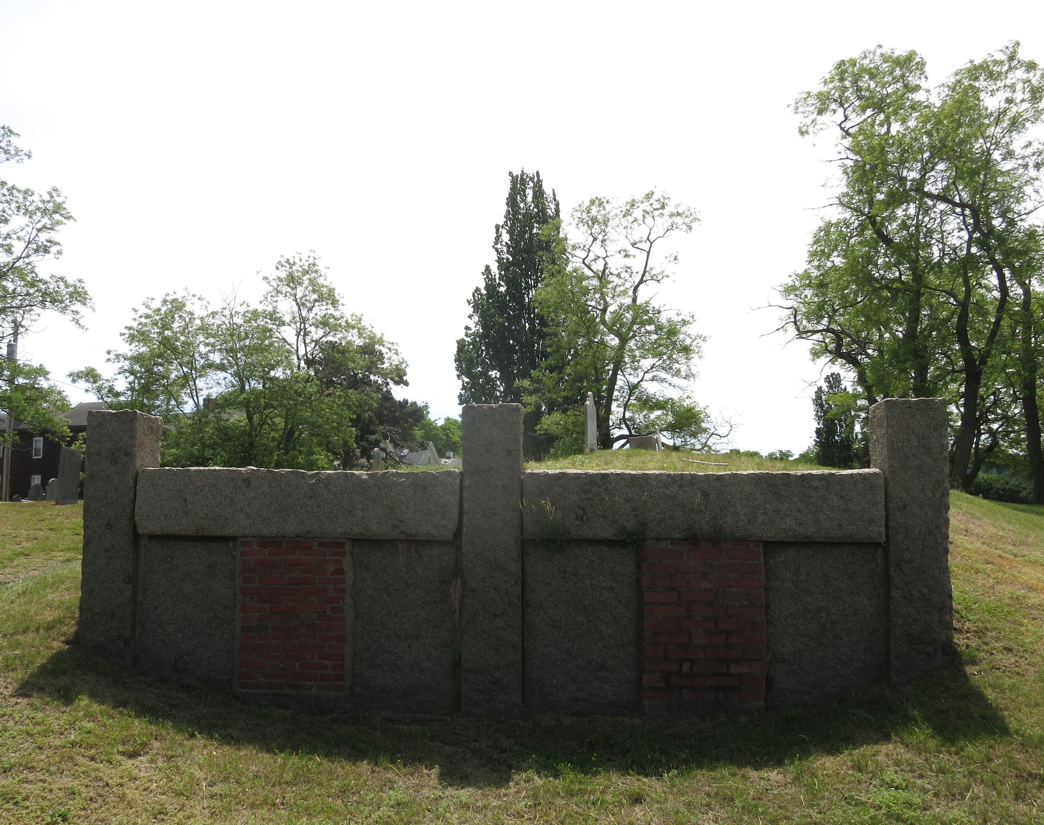 Howard Street Burial Ground