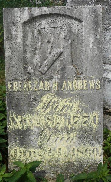 Ebenezar Hull Andrews