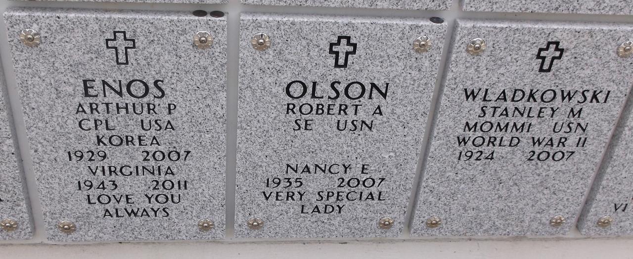 Robert A. Olson