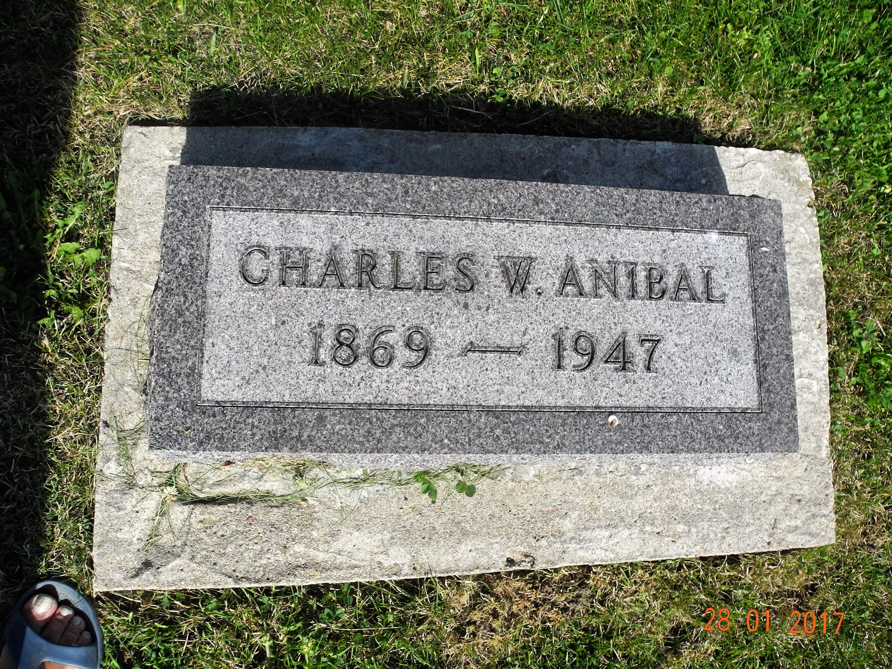 Charles William Anibal