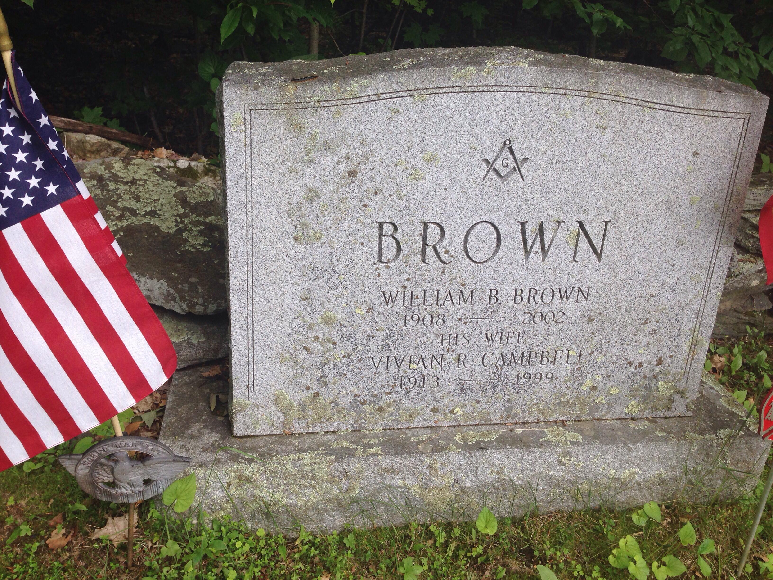 Vivian R. <i>Campbell</i> Brown