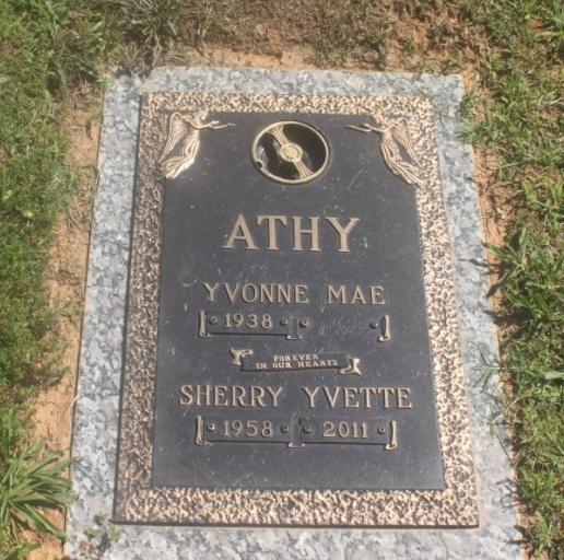 Sherry Yvette Athy