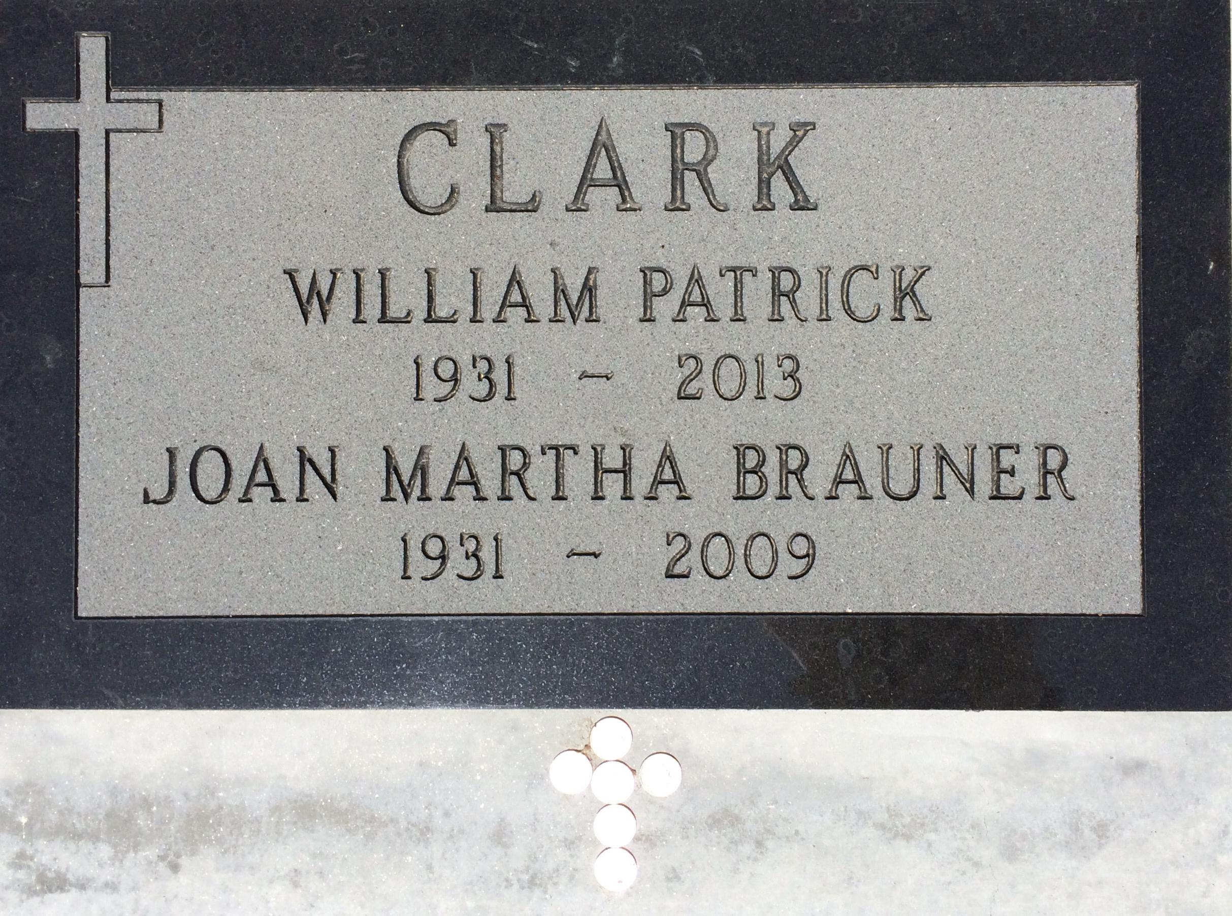 William Patrick Clark, Jr