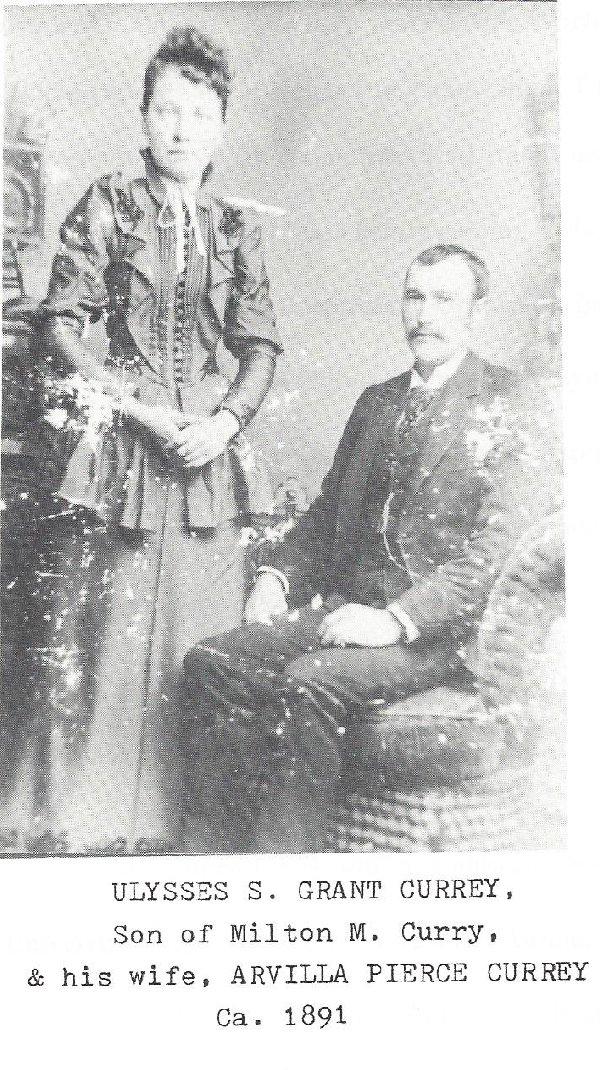 Ulysses Grant Currey