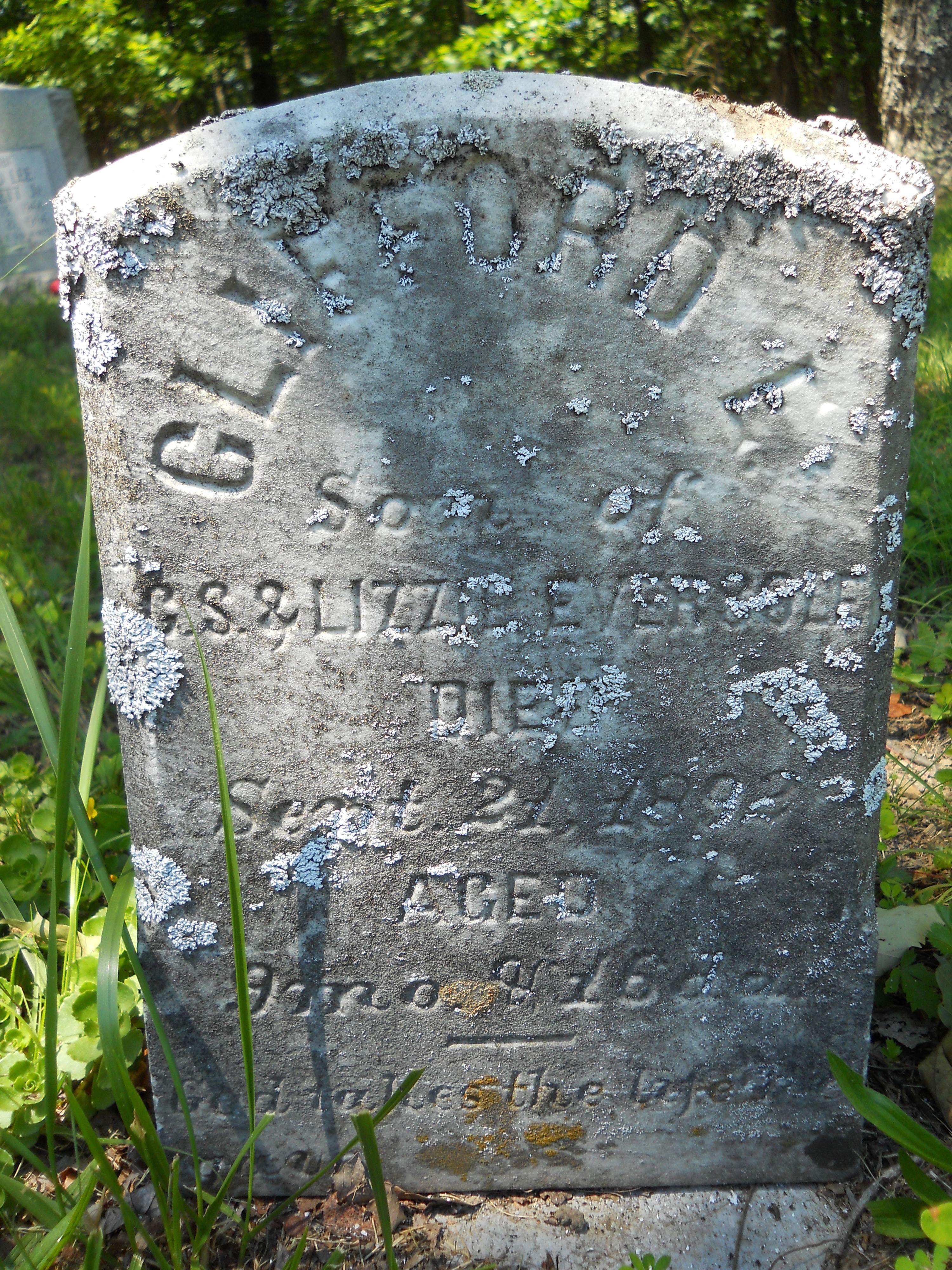 Clifford E. Eversole
