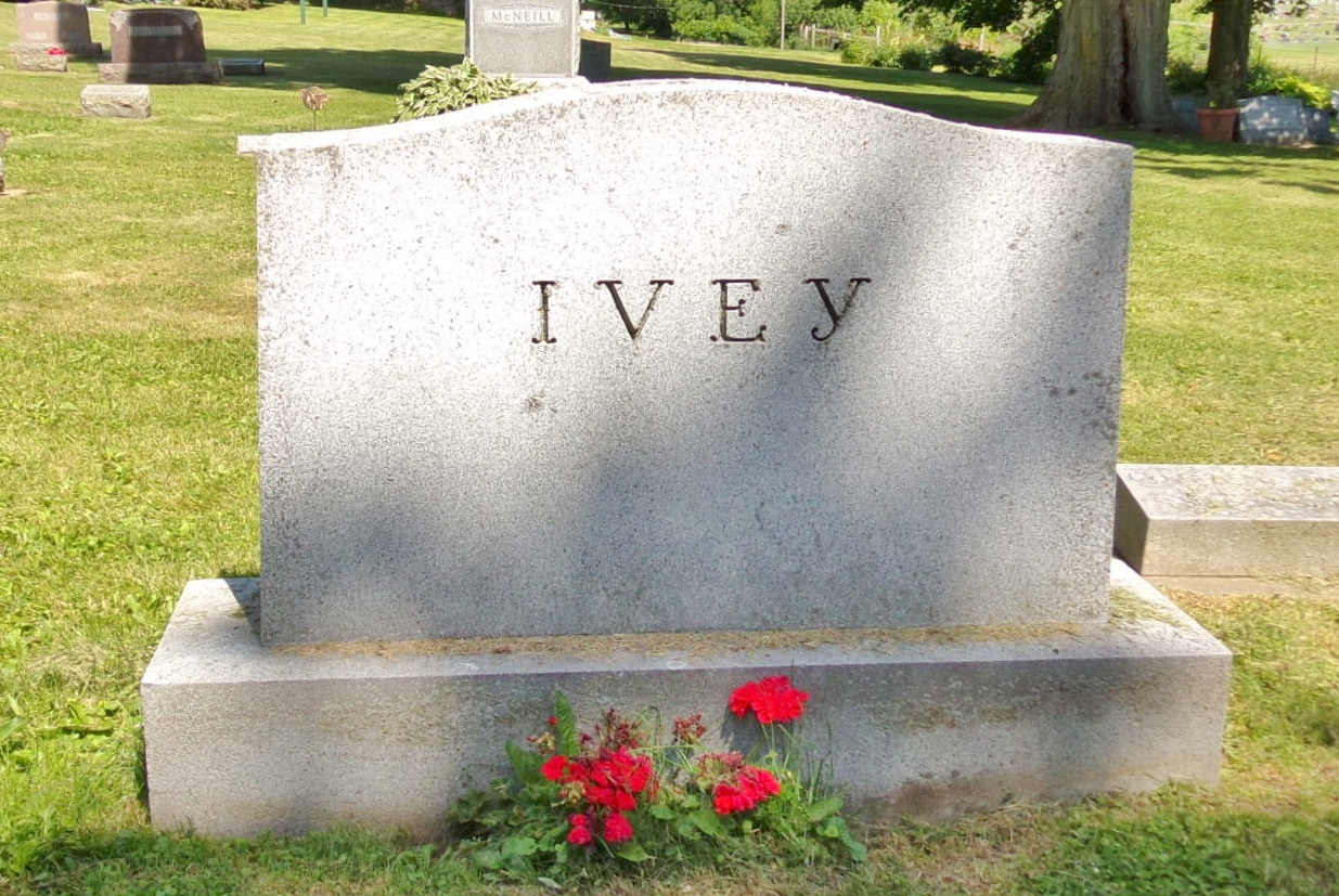 Patricia <i>Ludden</i> Ivey