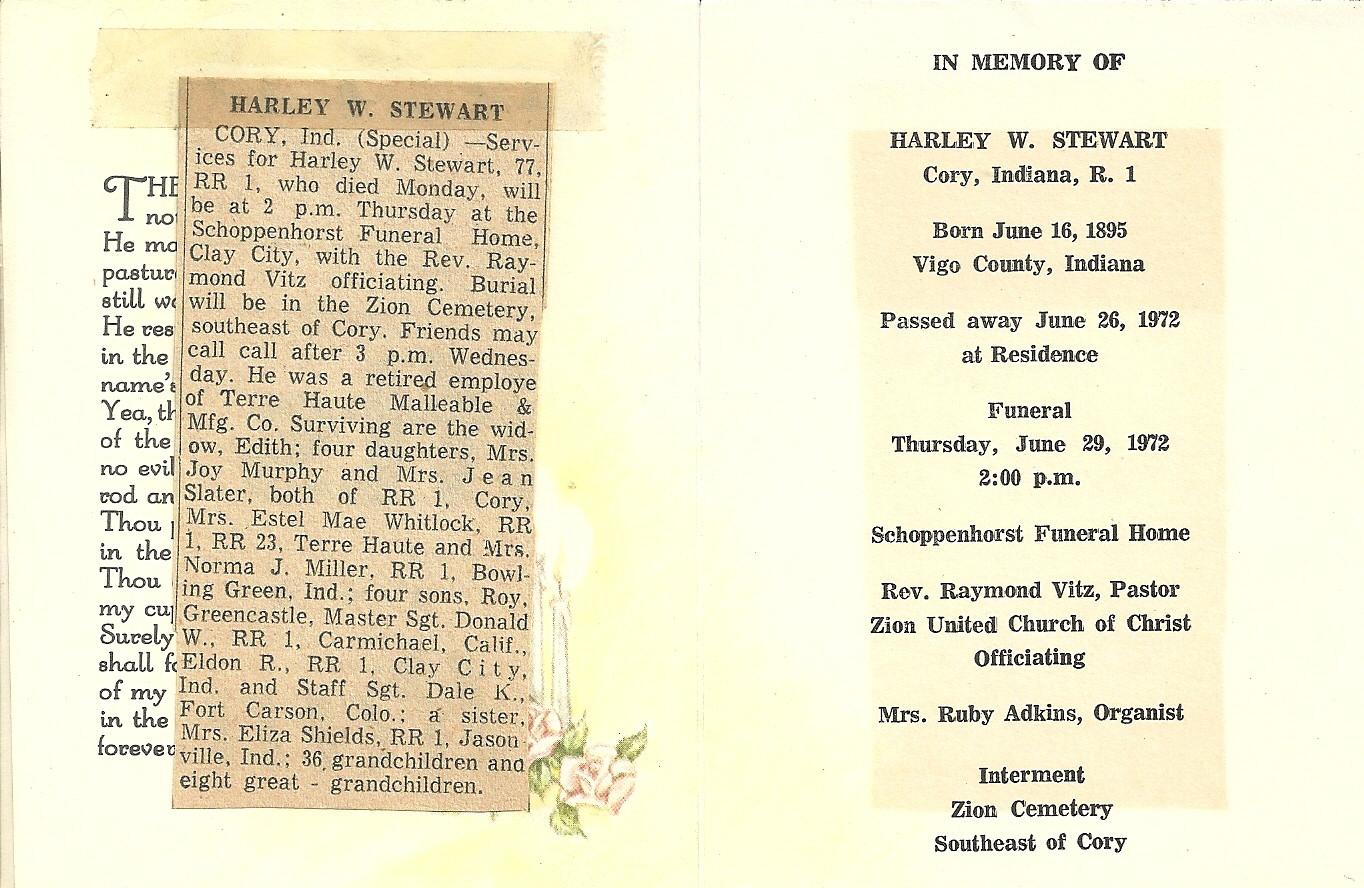 Harley webster stewart 1895 1972 find a grave memorial view original aiddatafo Gallery