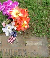 Marion F Vaughn