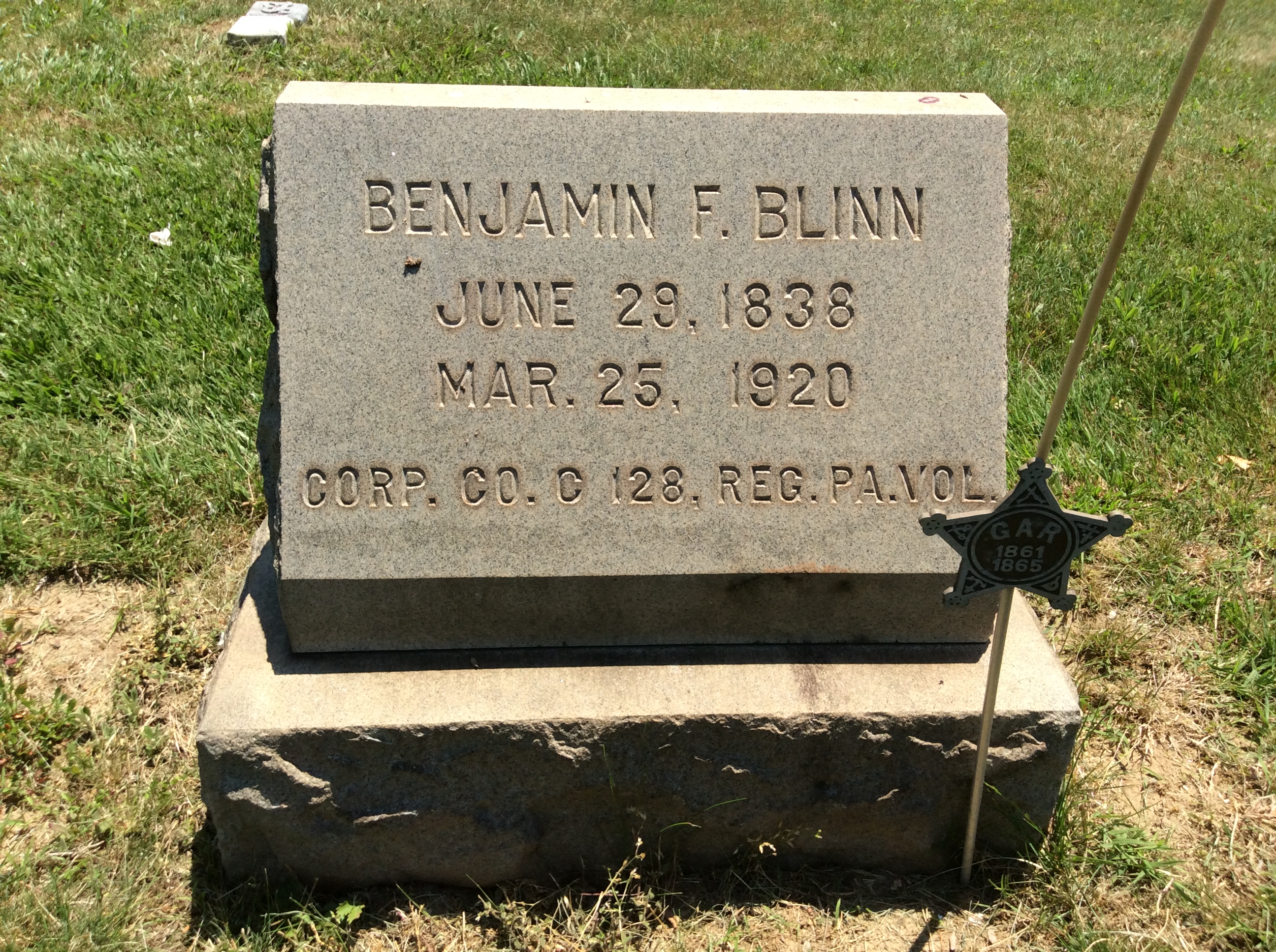 Benjamin Franklin Blinn