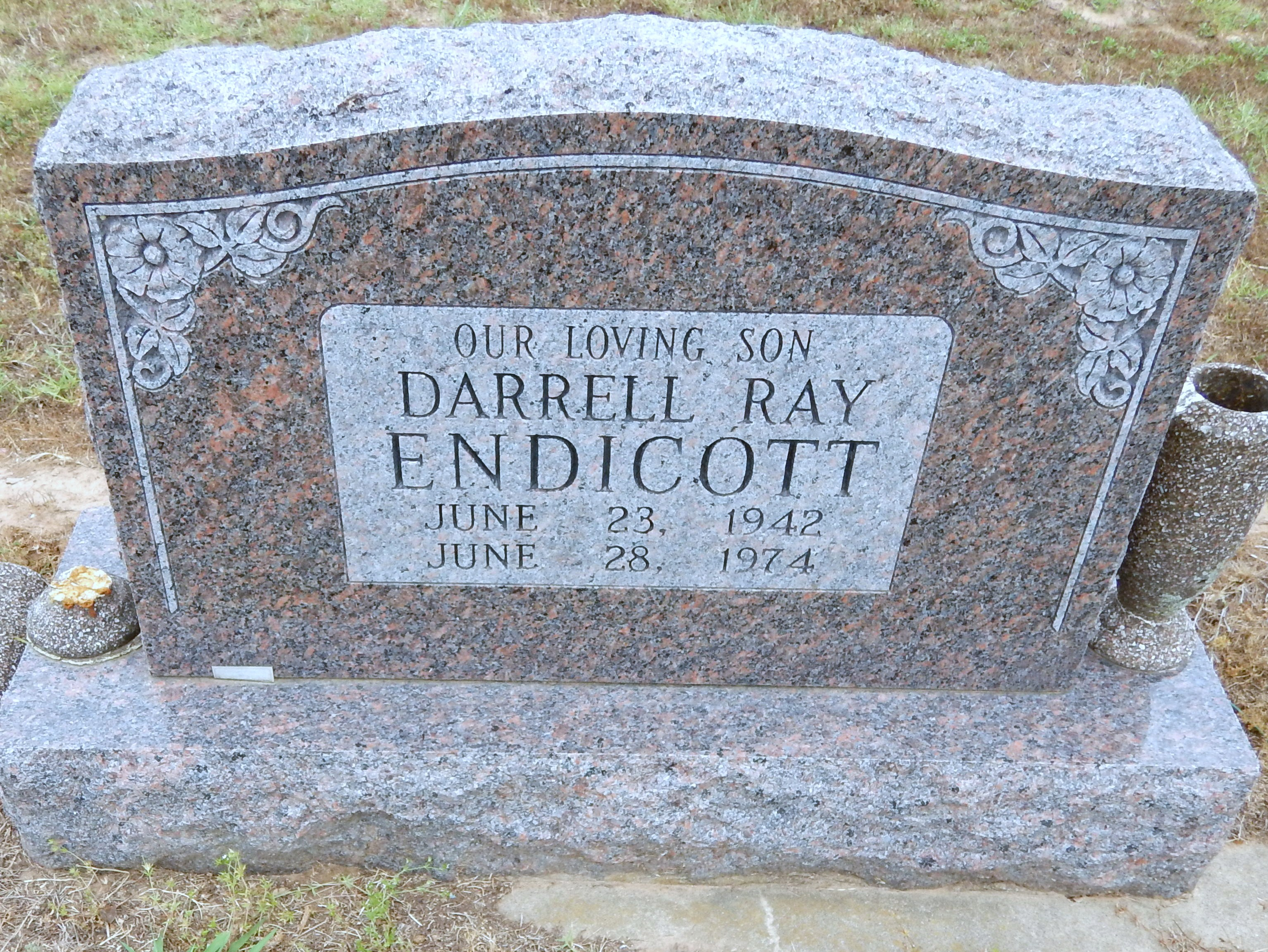 Darrell Ray Endicott
