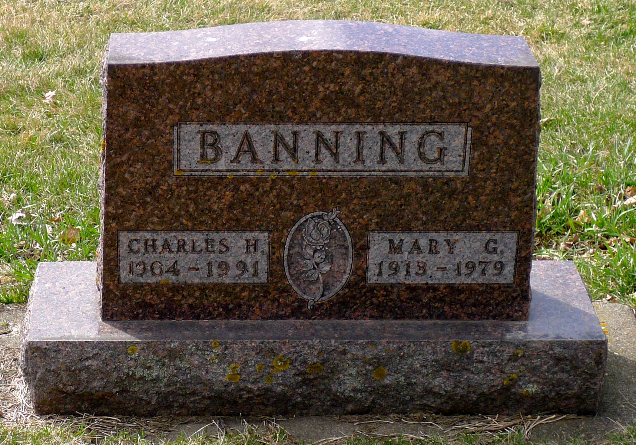 Charles Henry Banning