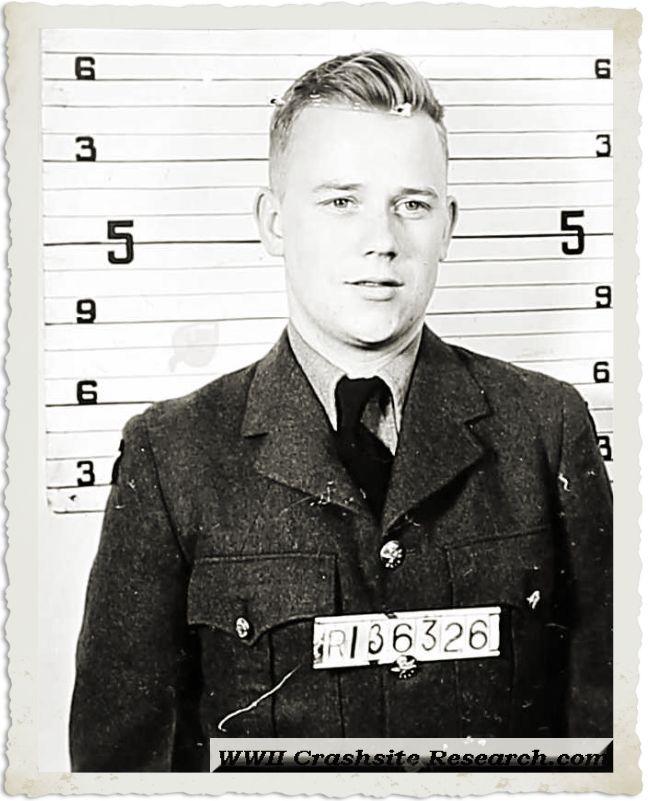 Pilot Officer ( Pilot ) Leonard David Gosney