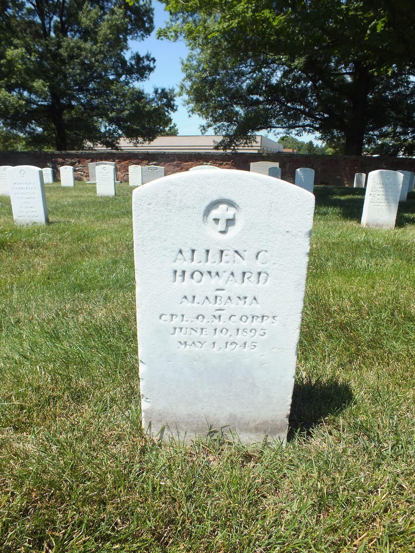 Corp Allen C Howard