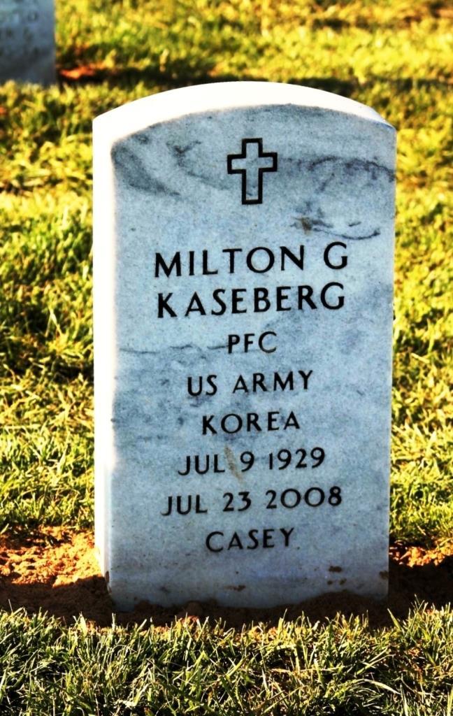 Milton George Kaseberg