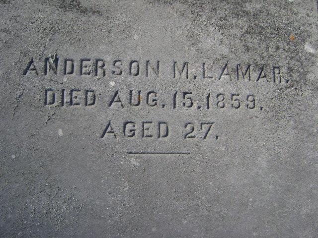Anderson Moore Lamar