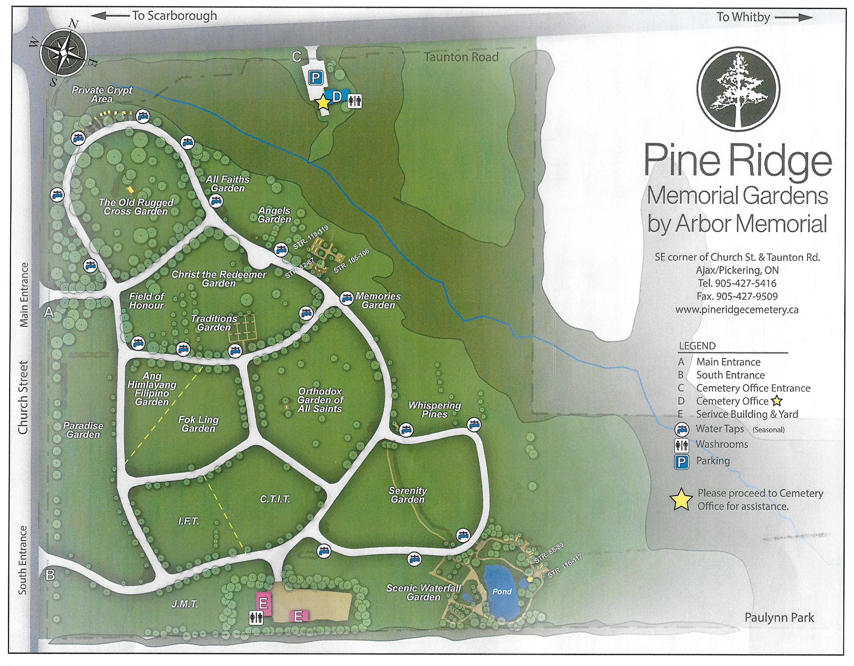 Pine Ridge Memorial Gardens