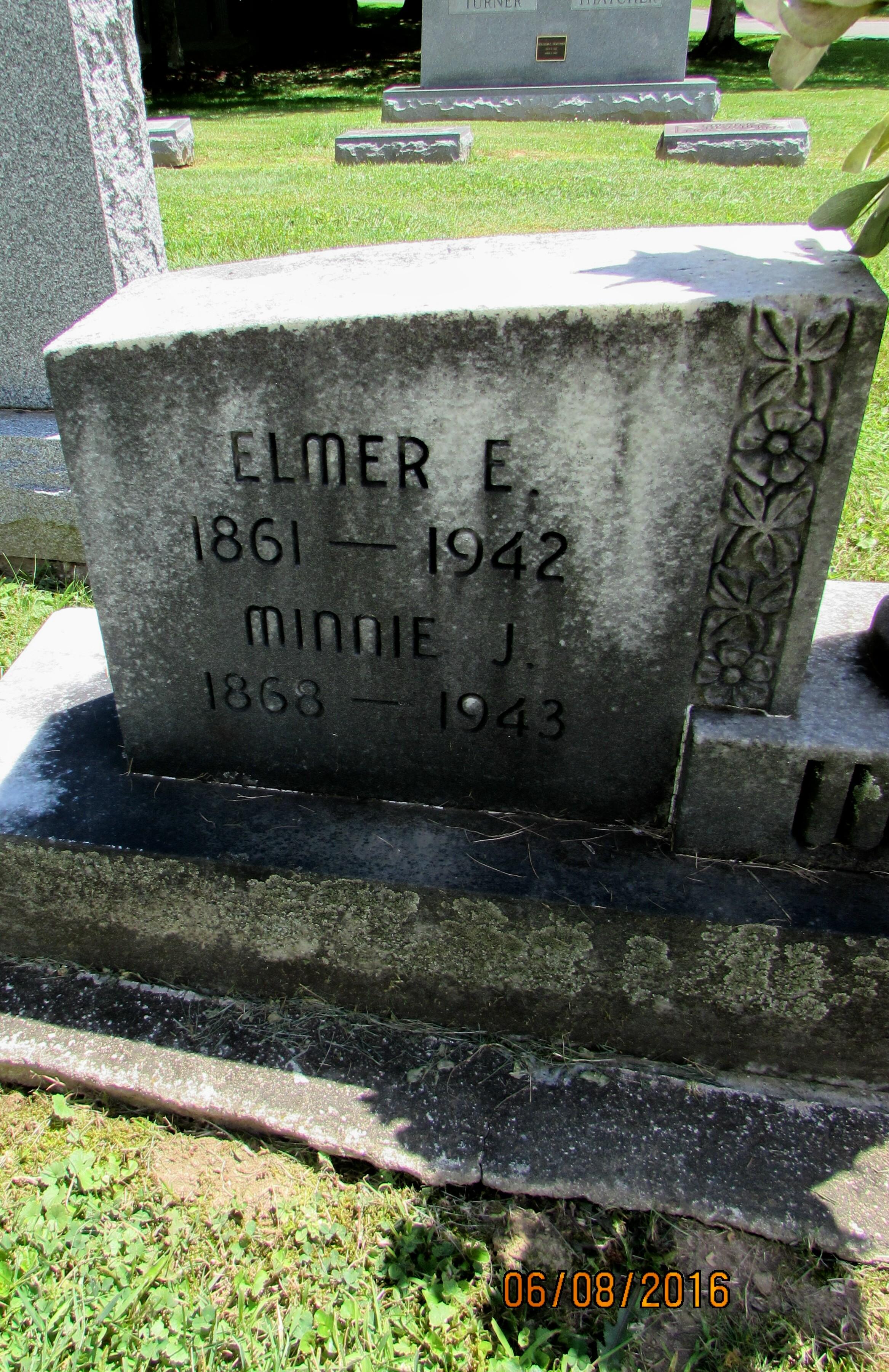 Elmer E. Willis