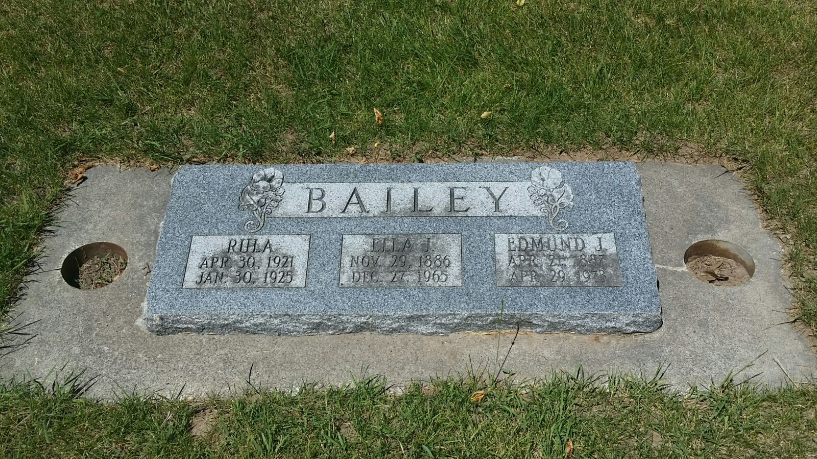 Ella <i>Jessop</i> Bailey
