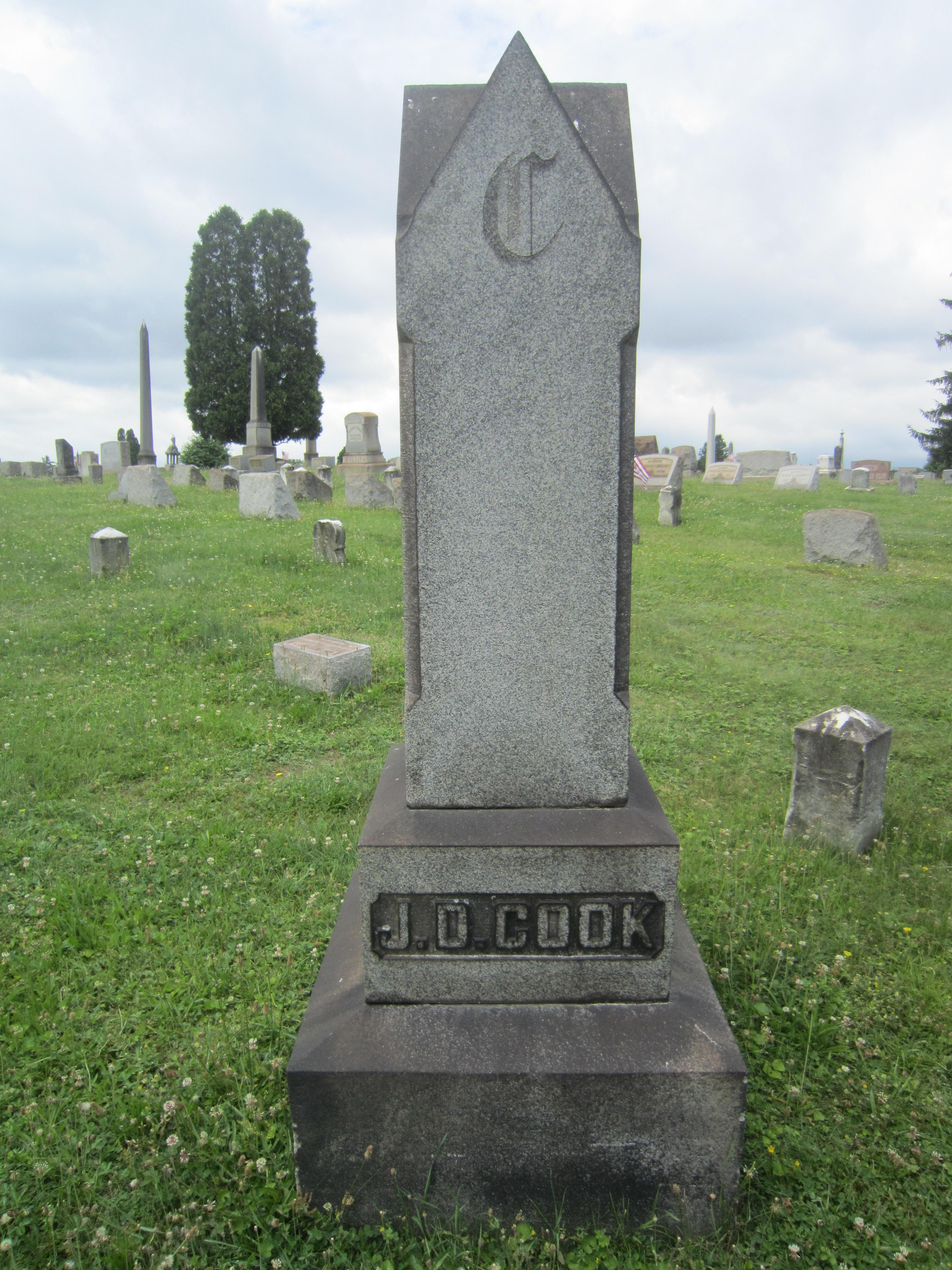 Charles Washington Cook