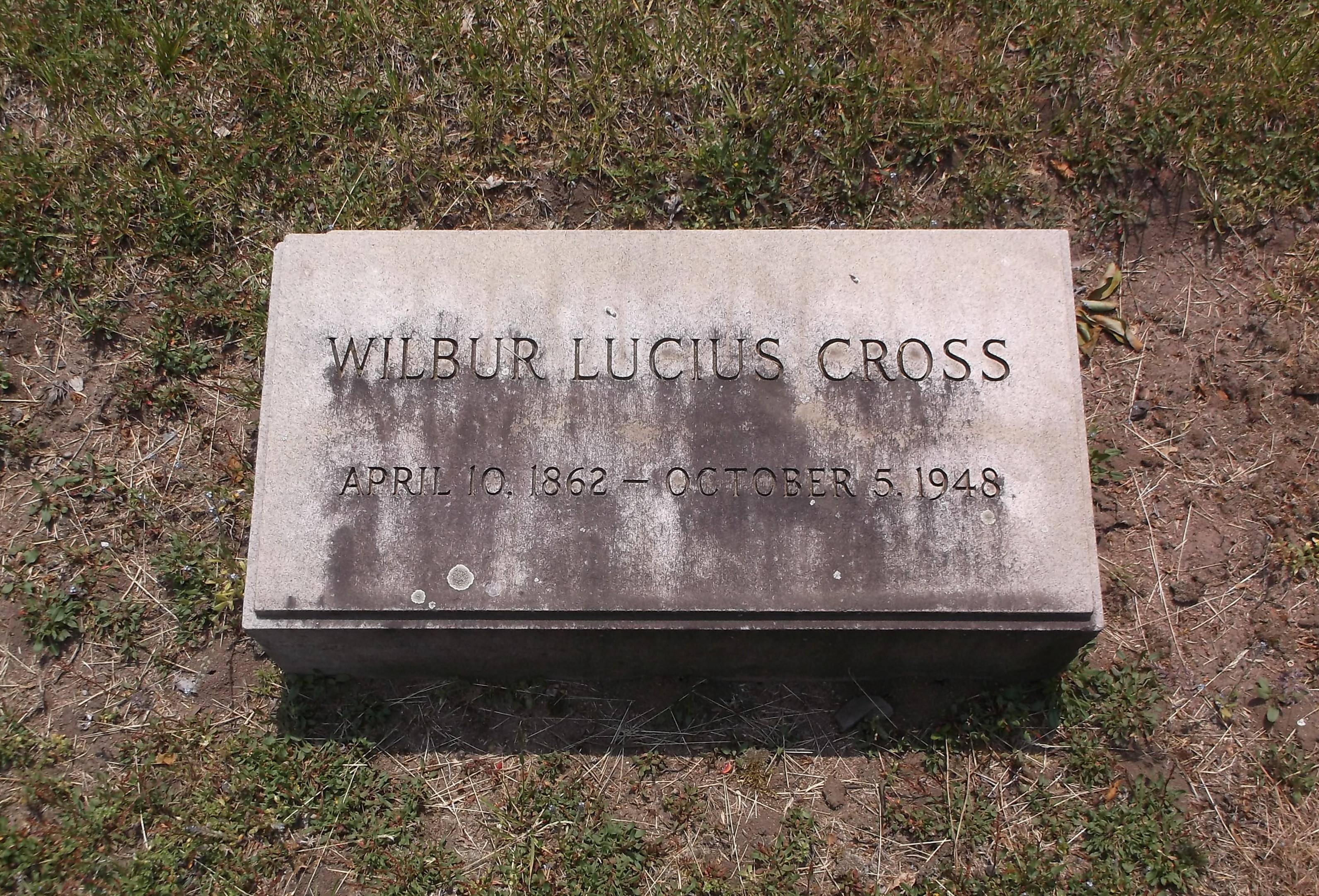 Wilbur Lucius Cross