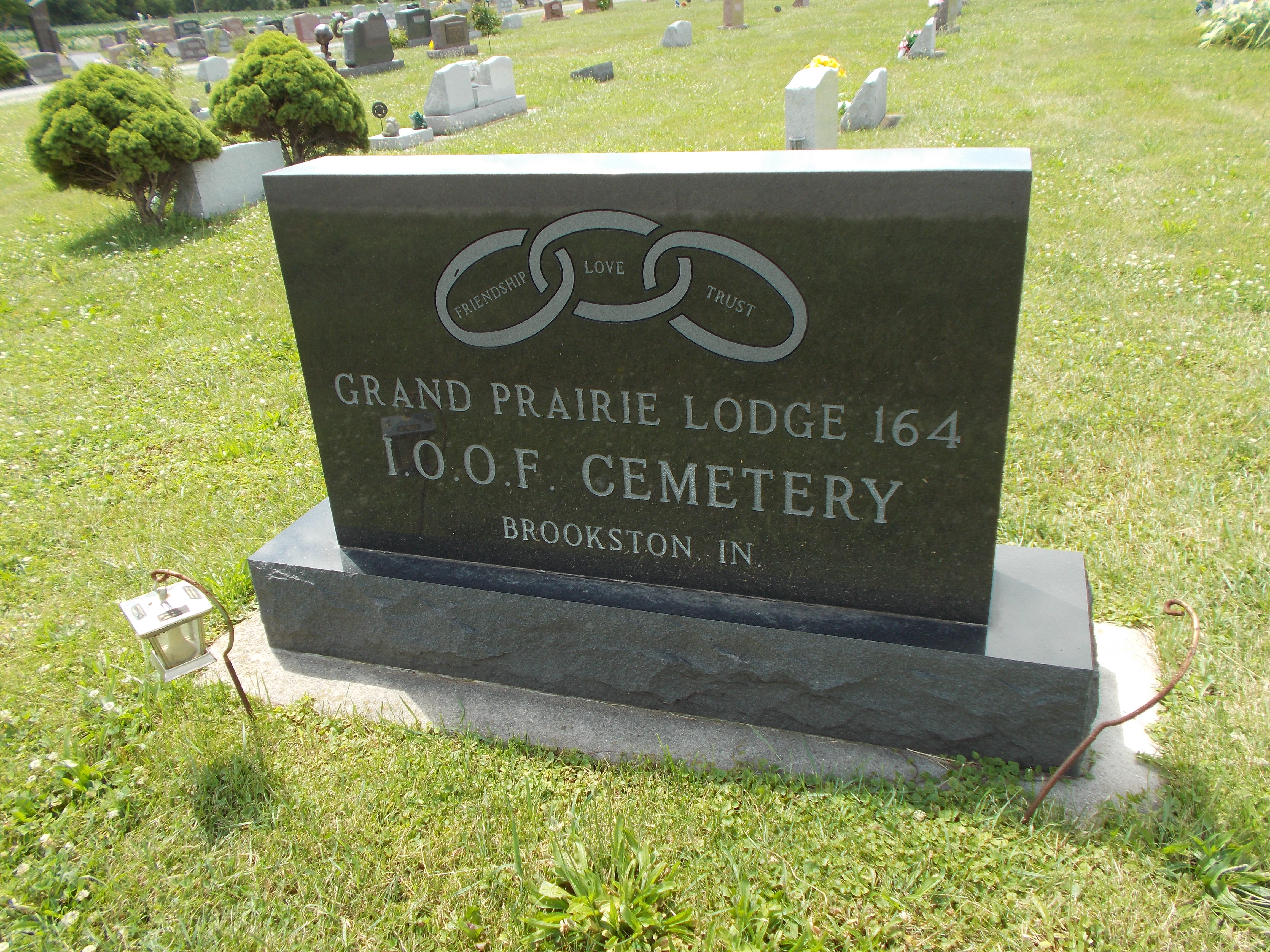 Ioof Brookston Cemetery In Brookston Indiana Find A Grave Cemetery