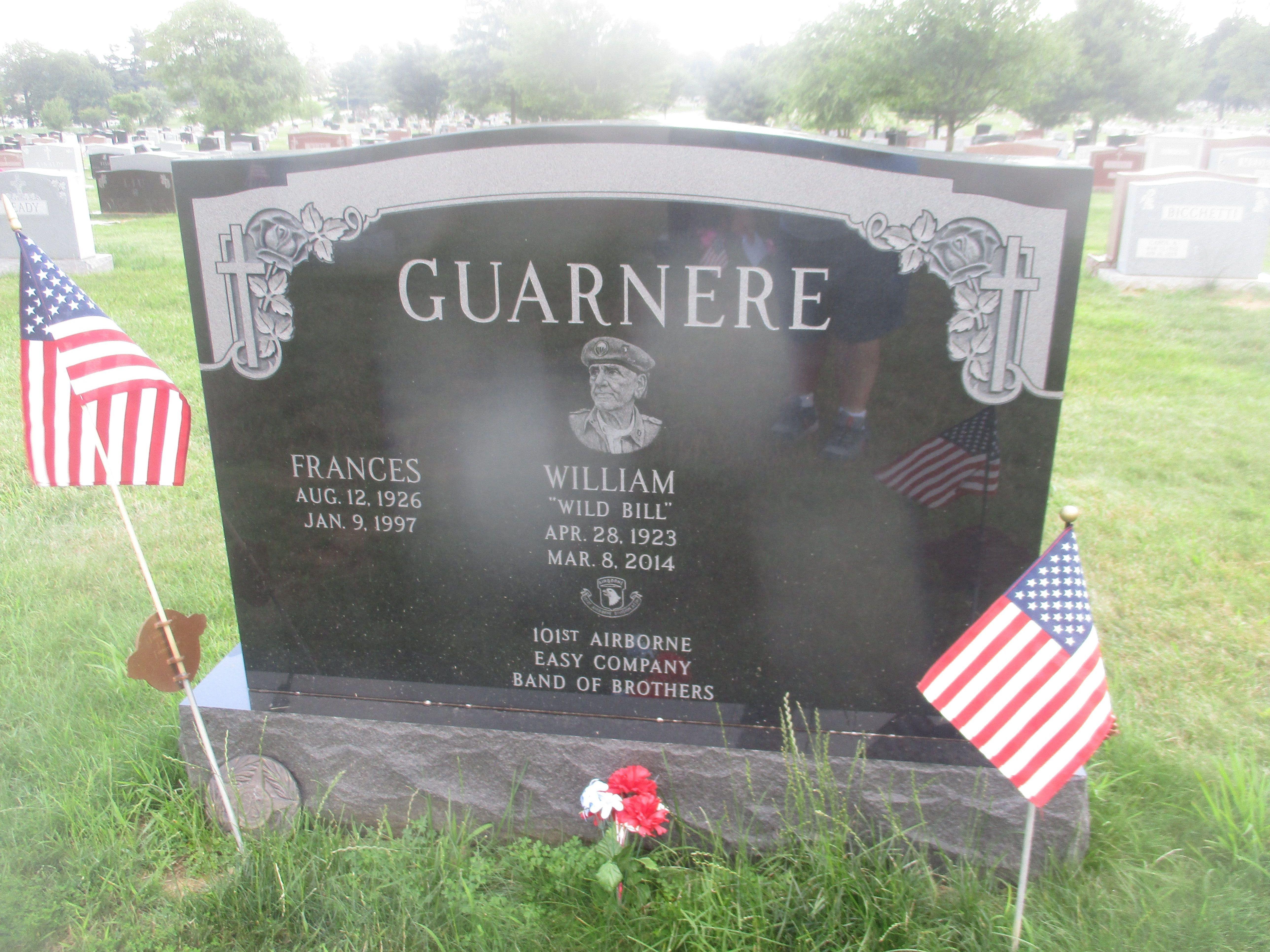 William J. Wild Bill Guarnere, Sr