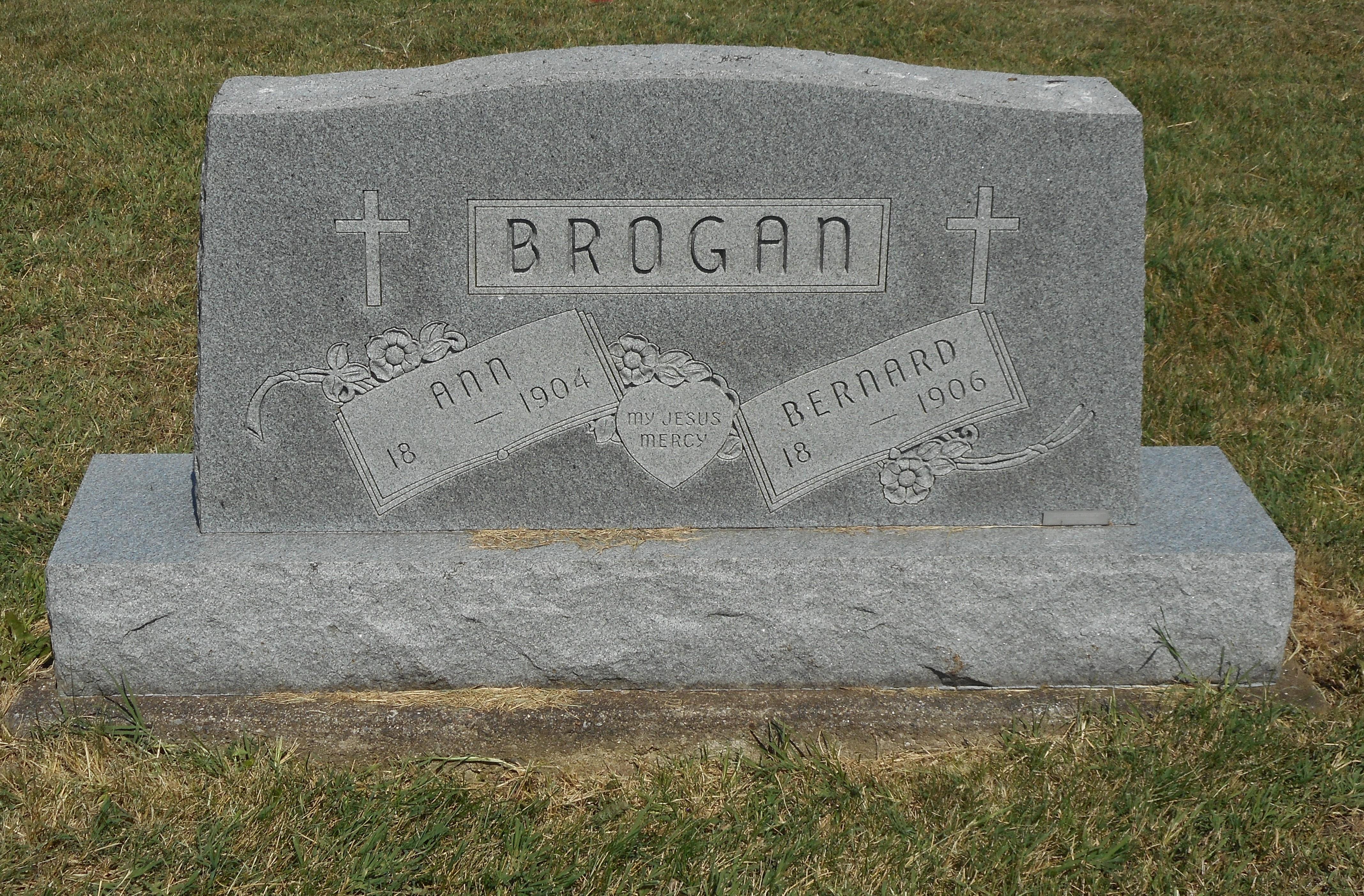 Ann <i>Quinn</i> Brogan