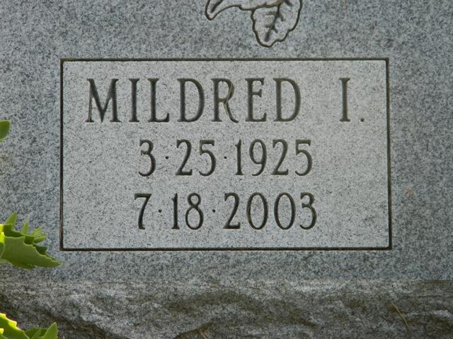 Mildred I <i>Spooner</i> Bradbrook