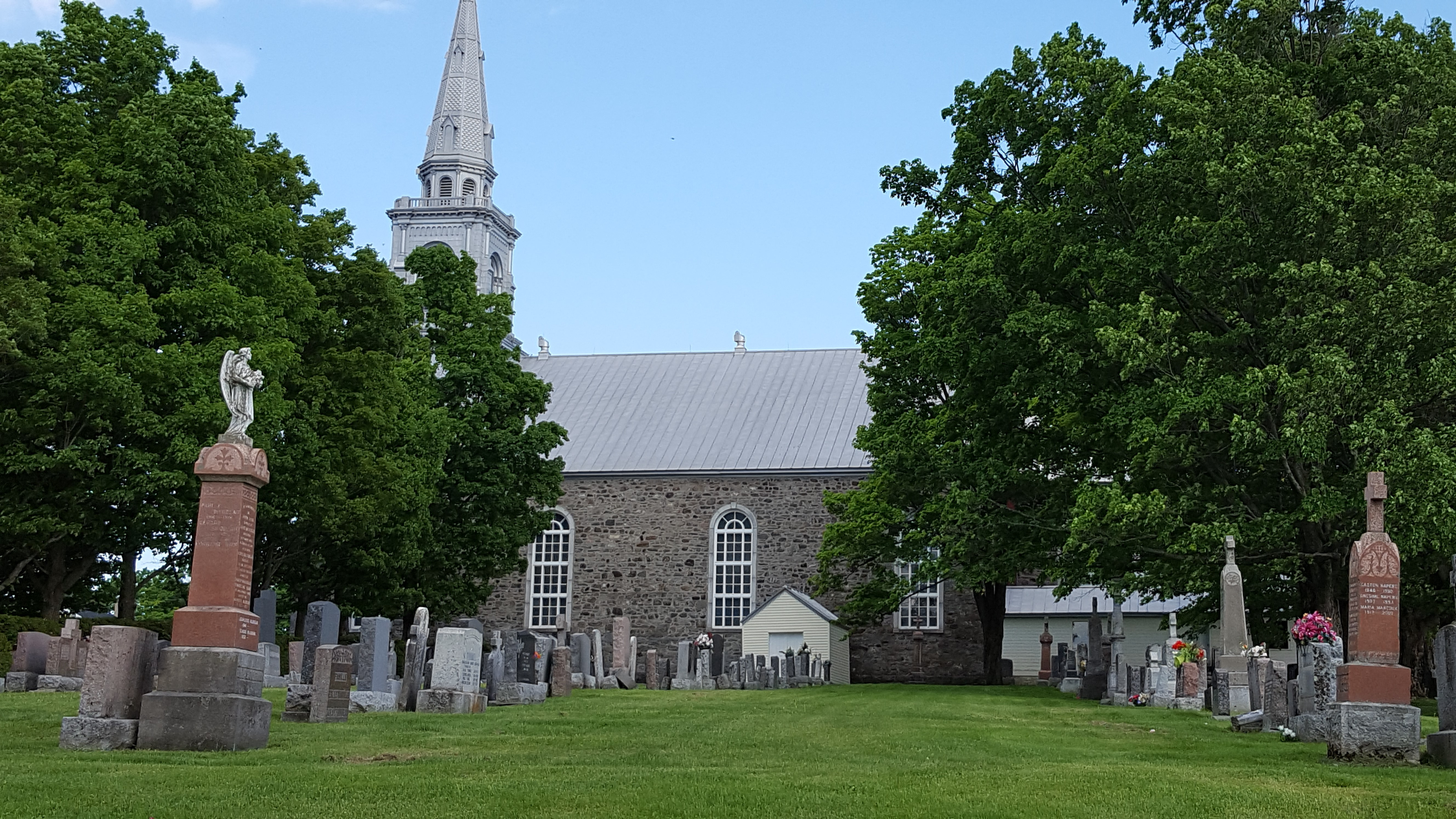 Saint Sylvestre Cemetery