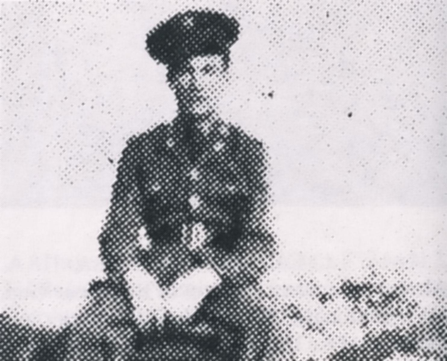 Sgt William B. Alvis
